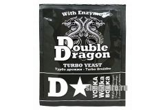 Спиртовые турбо дрожжи  DoubleDragon D Star