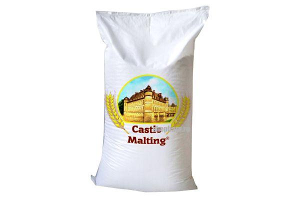Солод  для виски Chateau  Whisky malt  ЕВС 2,5-4,5 (Castle Malting), мешок 25 кг